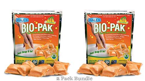 bio-pak-tropical-breeze-rv-holding-tank-waste-drop-ins-by-walex-2-pack