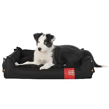 Travel Dog Bed >> Poi Dog Collapsible Dog Bed Black Dog Beds For Home Or Travel