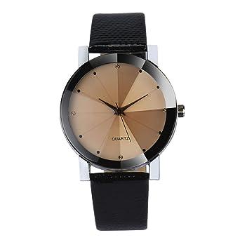 Uribaky - Reloj de Pulsera para Hombre, Resistente al Agua, de ...