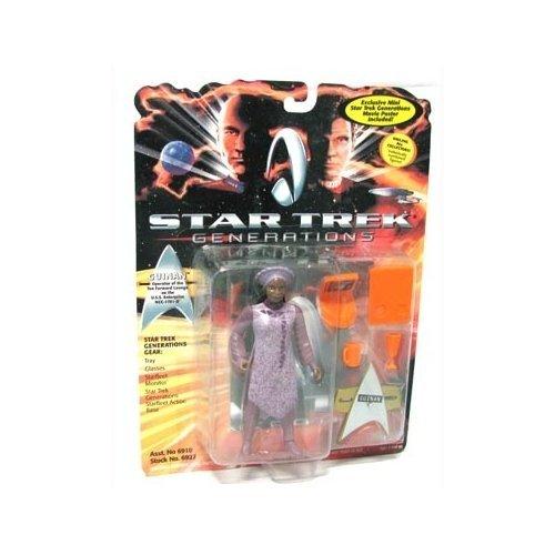 Star Trek Generations Guinan 4 inch Action Figure