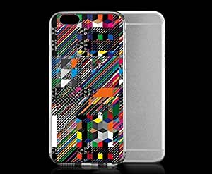 Light weight with strong PC plastic case for iPhone 6 plus 5.5 Artists Jorge Oswaldo Plaidirator