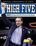 High Five: Duke's Unforgettable 2015 Championship Season Cmv Spl edition by Triumph Books (2015) Paperback