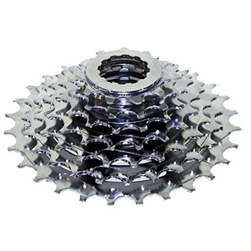 Ventura 7 Speed 12/28 Teeth Cassette, Silver