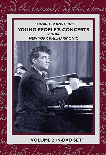 Leonard Bernstein's Young People's Concerts Volume (Leonard Bernstein Dvd)