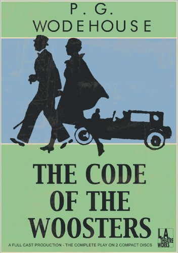 Code Of The Woosters (Library Edition Audio CDs)