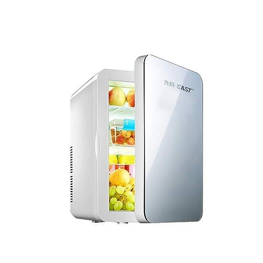 Mini refrigerador de 12L, pequeño refrigerador de refrigeración ...