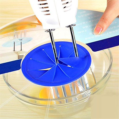Creative Egg Bowl Whisks Screen Cover Baking Splash Guard Bowl Lids Kitchen Cooking Tools