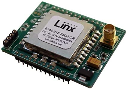 RF Development Tools 900 MHz Wireless FCC Module FHSS 250 MW Amazon