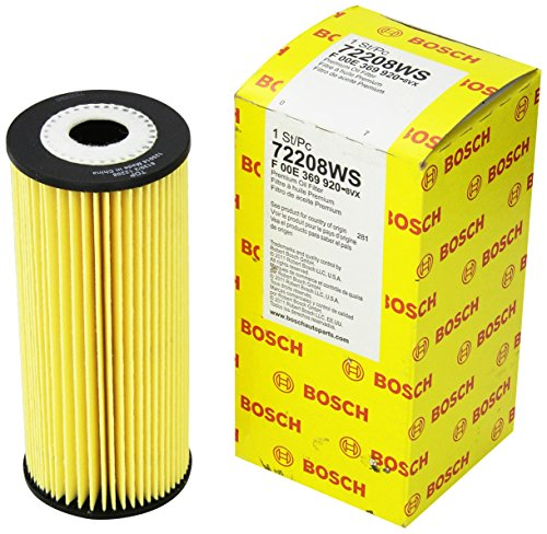 Bosch 72208WS / F00E369920 Workshop Engine Oil Filter