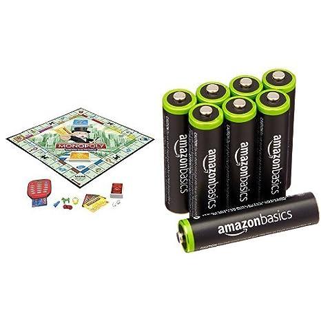 Hasbro Gaming - Monopoly electrónico, juego de mesa ...