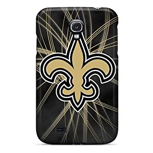 Galaxy S4 Case Bumper Tpu Skin Cover For New Orleans Saints Accessories