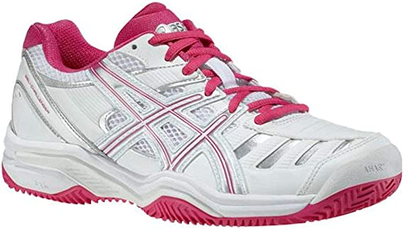 ASICS Zapatillas de Padel Challenger 9 Clay 2014-40,5: Amazon.es ...