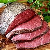 熟成牛 プレミアムローストビーフ 約300g たれ・レホール付きフルセット 希少部位ザブトンのみ使用