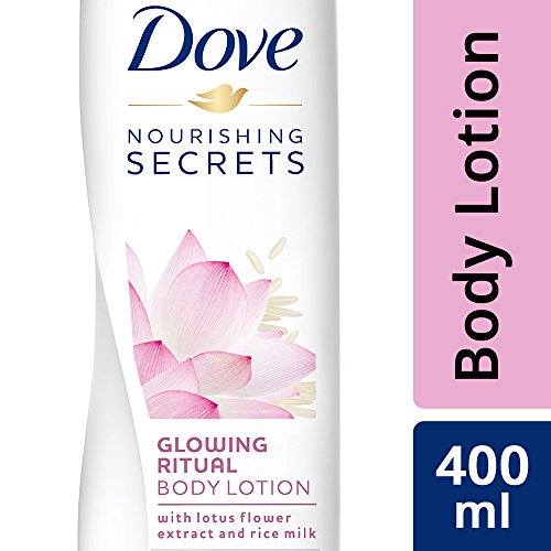 - Dove Glowing Ritual Body Lotion, 400ml