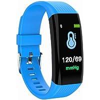 Fitness Tracker HR Pantalla a Color, Monitor