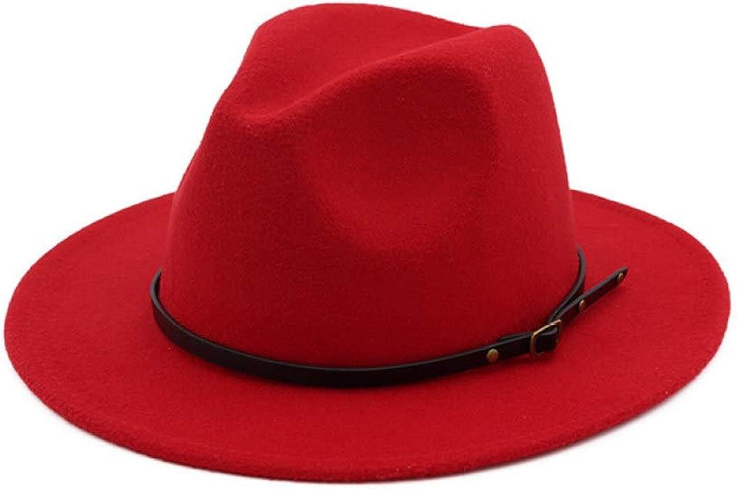 Retro Jazz Felt Fedora Hats...