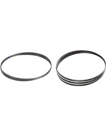 Silverline 675295 Hoja para sierra de banda 14 dpp & Einhell 4506156 - Hoja de sierra