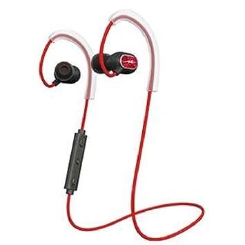Radio prueba de goteo especificación deportes Bluetooth para auriculares IPX6 hp-s100btr (rojo)