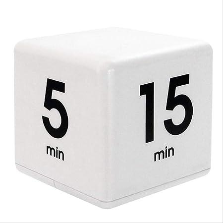 xzndv Reloj Despertador Inteligente de Cocina, Temporizador ...