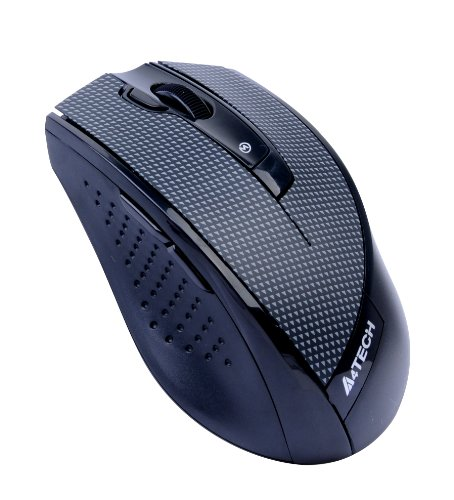 A4Tech Pinpoint Optic Wireless G10 USB Multi Mode Series Mouse ()