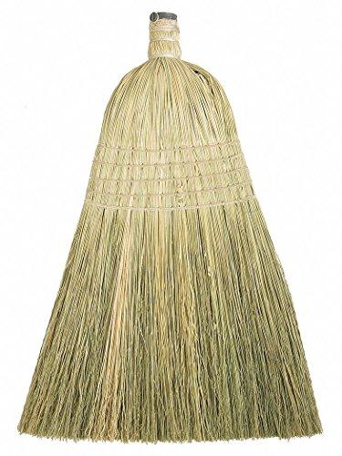 Corn Household Broom - TOUGH GUY Natural 12