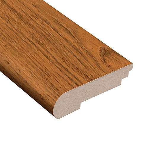 (Home Legend Jatoba Natural Dyna 3/8 in. Thick x 3-1/2 in. Wide x 78 in. Length Hardwood Stair Nose Molding )