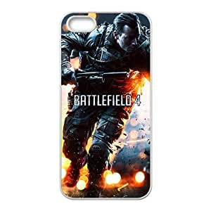 Battlefield soldier Cell Phone Case for Iphone 5s