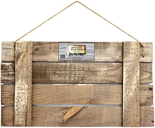 (BCI Crafts Pallet Sign Blank)