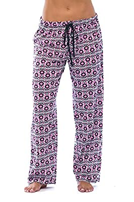 Just Love Women Pajama Pants / PJs / Sleepwear