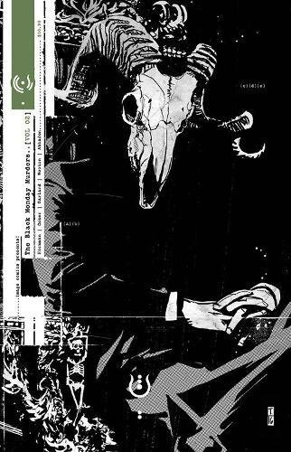 The Black Monday Murders Volume - Usa Monday Black