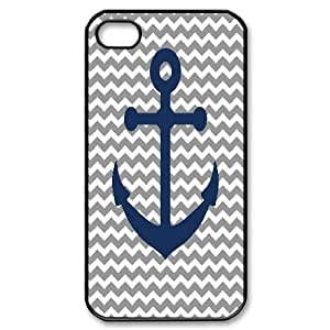 Jumphigh ANCHORS AWAY! FREE PRINTABLES IPhone 4/4s Cases, Cute Design Cheap Iphone 4 Cases For Girls {Black}