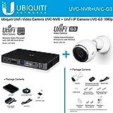 Ubiquiti UniFi Video Camera UVC-NVR + UniFi IP Camera UVC-G3 1080p