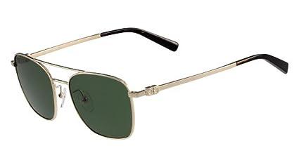 dd47da0d10 Image Unavailable. Image not available for. Color  Salvatore Ferragamo  SF158S Gold Green Fashion Sunglasses