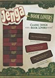 Jenga: Book Lovers Edition: Jenga: Book Lovers Edition
