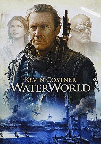 DVD : Waterworld (Widescreen, Digital Copy, Slipsleeve Packaging)