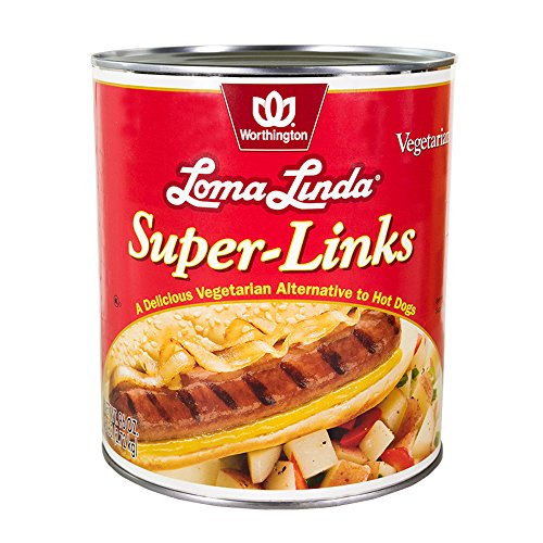 Loma Linda - Plant-Based - Super Links (96 oz.) (Pack of 3) - Kosher by Loma Linda (Image #3)