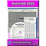 AutoCAD 2006 Video-Schulung: 8 Stunden Video-Training (242 Videos). Für Windows 98/ME/2000/XP/Vista. 8 Stunden Video-Training incl. Übungen und Volltestversion (30 Tage Fristversion)