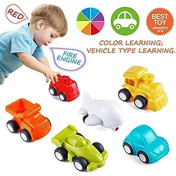 Amazon Com Usa Toyz Hape Wooden Toy Cars 4 Piece Wooden