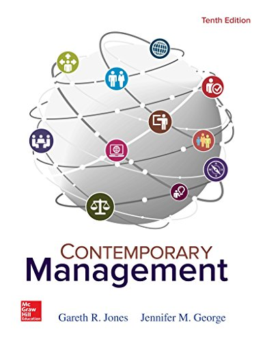 1259732665 - Contemporary Management