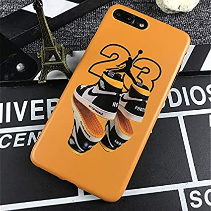 reputable site f2a79 c76cb Amazon.com: 1 piece Sports Super Michael 23 Jordan Case for iPhone X ...