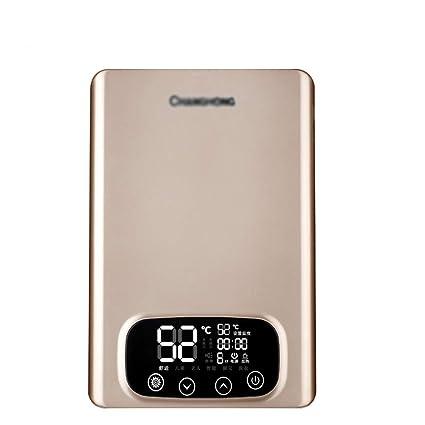 Water heater Calentador de Agua instantáneo - calefacción rápida en el hogar Ducha pequeña Ducha Dispositivo