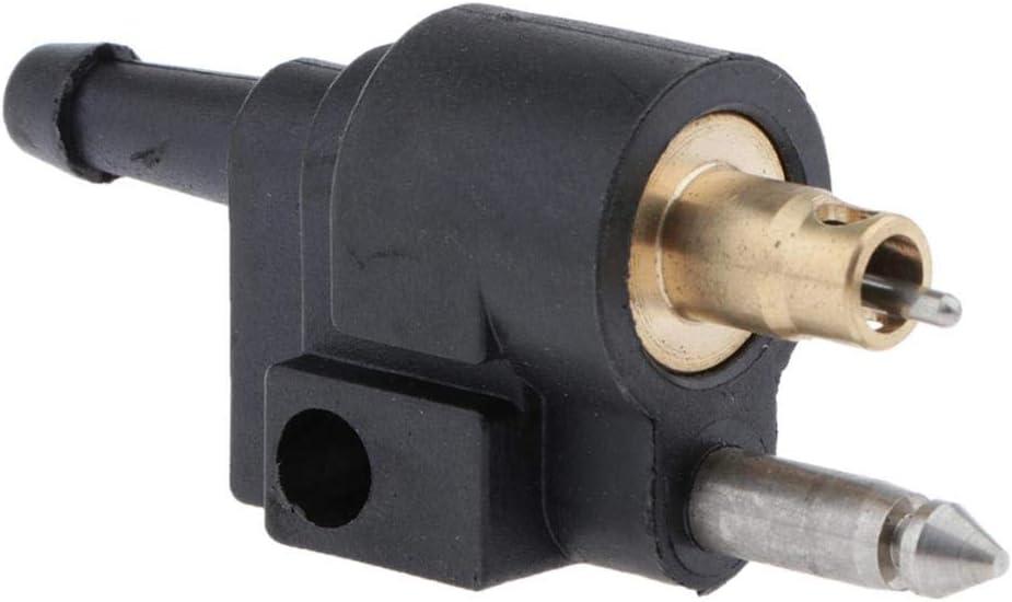B Baosity Connecteur De R/éservoir pour Canalisation De Carburant Hors-Bord Marine pour Yamaha 2//4 Temps 6-300hp NPT 1//4