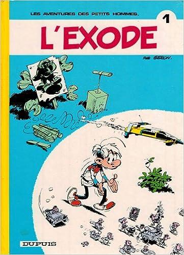 Livre gratuits Les Petits Hommes,  tome 1, L'exode pdf, epub ebook