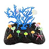 Product review for SaimGlowing Effect Artificial Coral for Fish Tank Decorative Aquarium Ornament