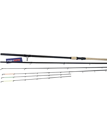 FISHZONE GT APEX Series (Duo flotador & Feeder) 10 ft y líneas de 11