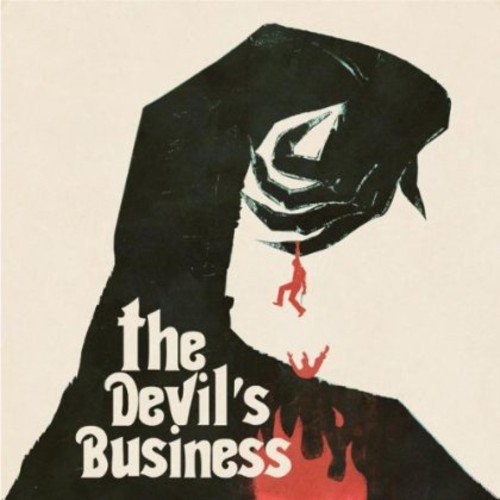 Price comparison product image The Devil's Business