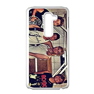 AC.DC. Ramones Cell Phone Case for LG G2