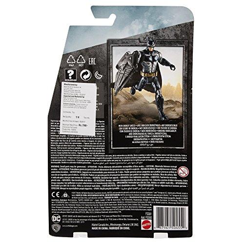 Justice League - FGG61 FGG61 FGG61 - Figurine BatFemme Ta | La Reine De La Qualité  cea73a