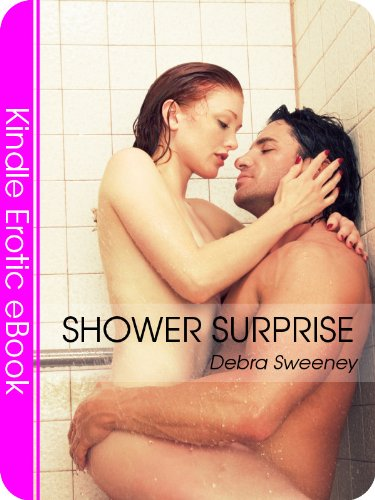 shower sex surprise