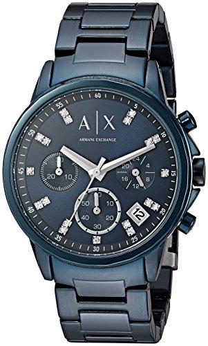 Armani Exchange Women's AX4337  Blue IP  Watch